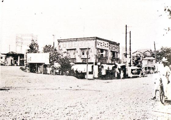 1932年(昭和7年)洗足池駅前の風景 - XWIN II Weblog