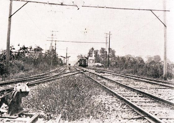 昭和7年(1932年)、雪ヶ谷駅の...