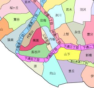 東京都渋谷区渋谷2丁目2 - Yahoo!地図