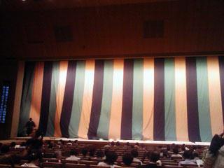 始まる前は、歌舞伎揚げ煎餅のような色合いになっていました。